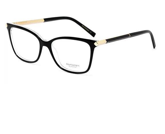 7f6e059f73529 Armação Óculos de grau Ana Hickmann AH6322 H01 - Perolashop