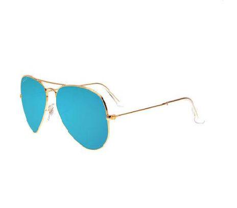 Óculos de Sol Ray-Ban Rb3025 Aviador 58 - Perolashop 5089ce4ae4