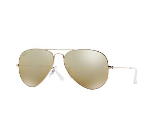 557e7f7b8 Óculos de Sol Ray-Ban Aviator RB3025 001/3K -58 - Perolashop