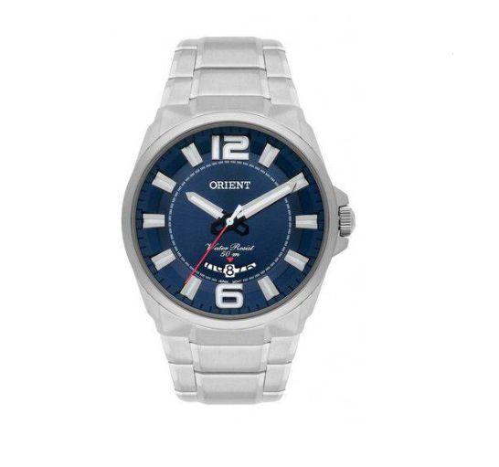 28720821375 Relógio Orient Masculino Mbss1334 D2sx - Perolashop