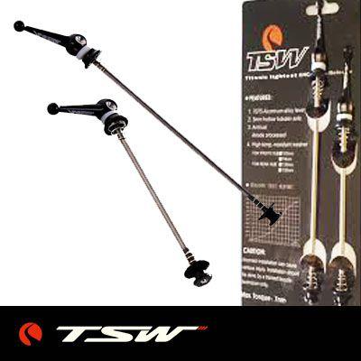 Blocagem de roda TSW  52gr de titanium preta
