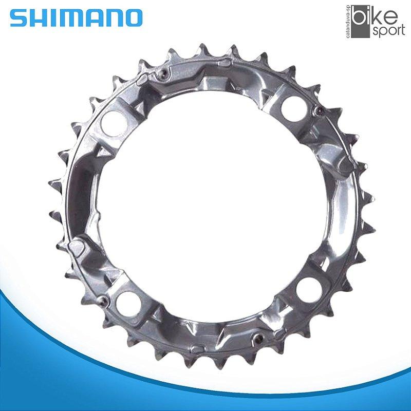 COROA SHIMANO ALIVIO FC-M430 8V 32D BCD 64MM PN:Y1M098060