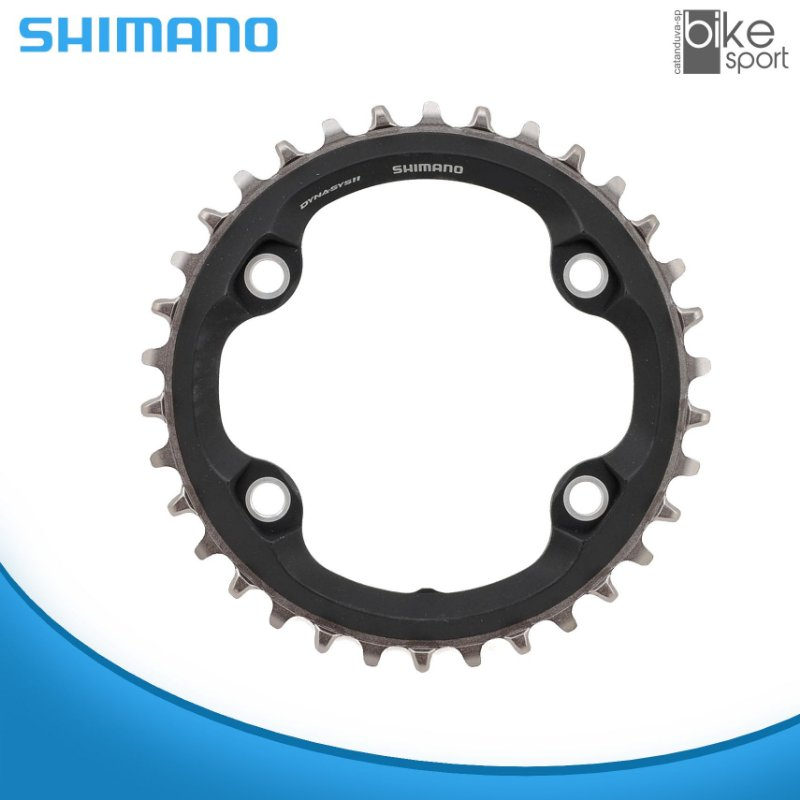 COROA SHIMANO SLX FC-M7000 SM-CRM70 1X11 34D BCD 96MM