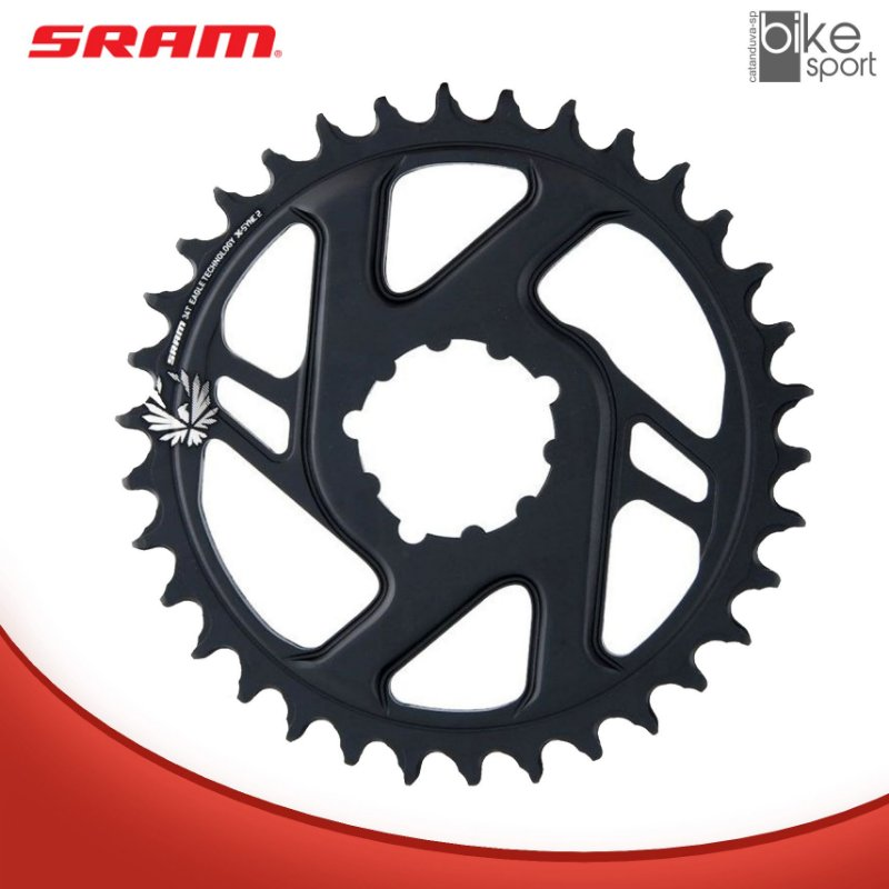 COROA SRAM GX EAGLE BOOST DIRECT MOUNT 34T 3MM OFFSET