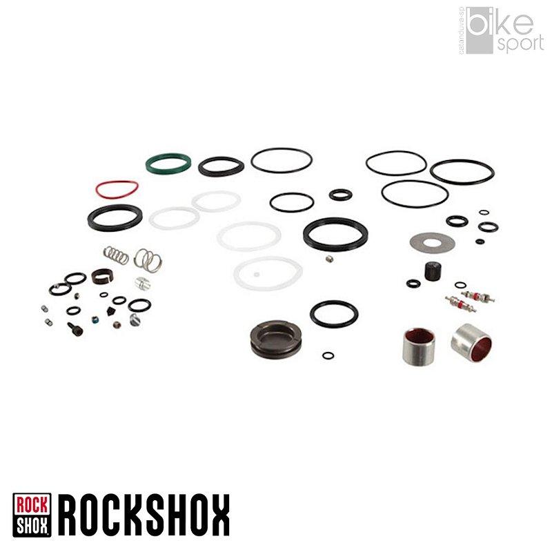 Kit Reparo Amortec Rockshox Monarch XX (2014-16) Completo