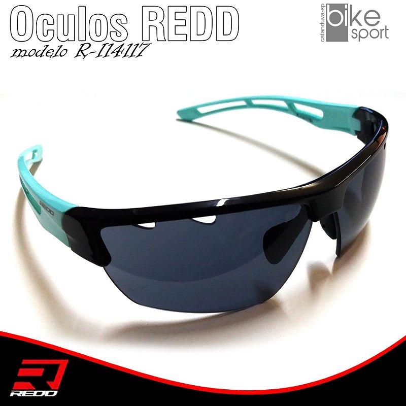 Oculos Redd com 5 lentes Mod R-I14117