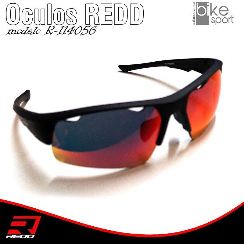 Oculos Redd com 5 lentes Mod R-I14056