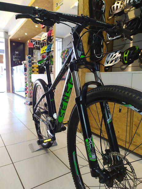 Bicicleta Sense Rock Evo Aro 29 Tamanho S(15)