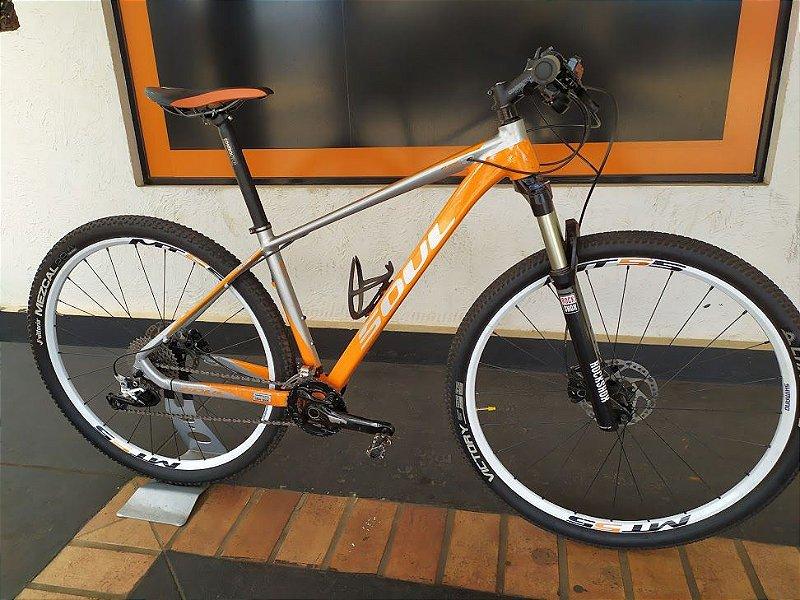 Bike 29 Soul SL829 20V Tamanho 17 - Seminova