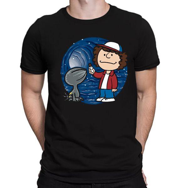 Camiseta Unissex - Stranger Pet