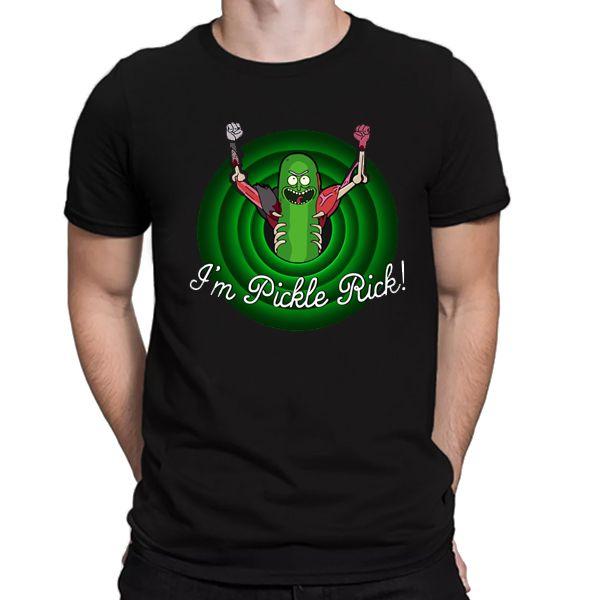 Camiseta Unissex - Pickle