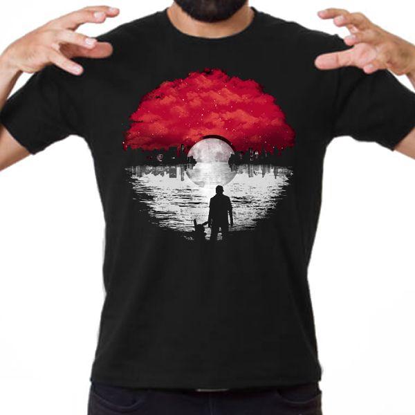 Camiseta Unissex - My World