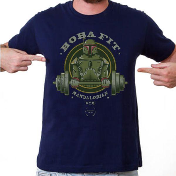 Camiseta Unissex - Boba Fit