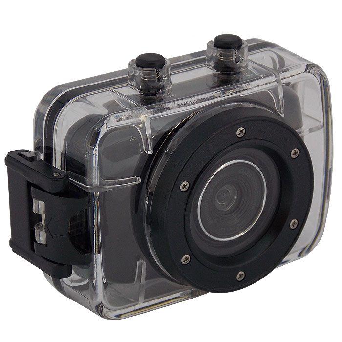 Câmera Filmadora DVR para Carros / Motos / Bicicleta / Natação / Esporte Radical / ETC