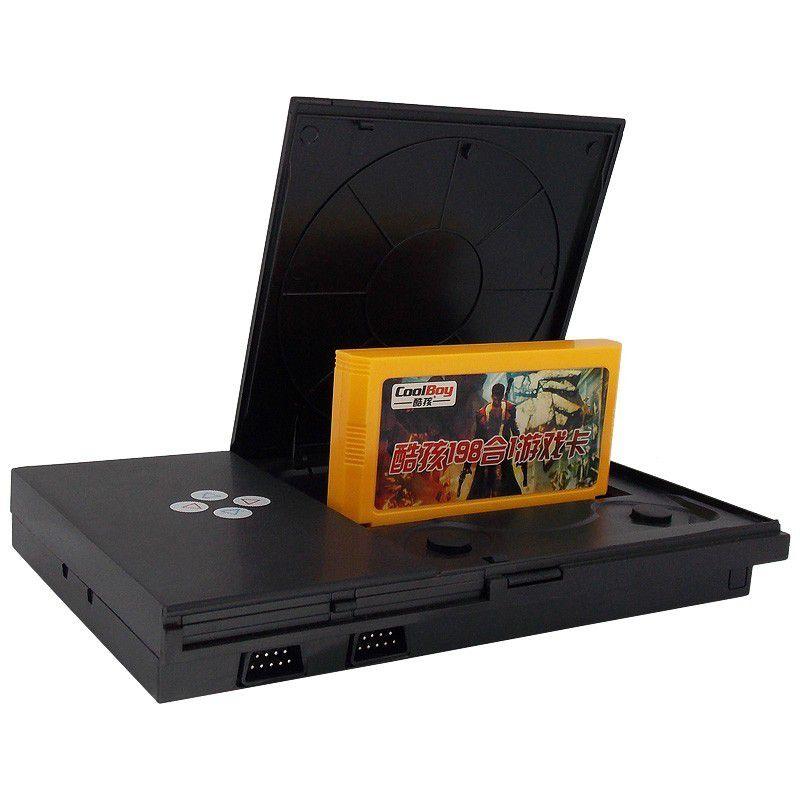Vídeo Game Nintendinho (NES) Point Games com 10 Jogos na Memória