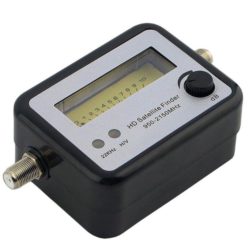 Localizador de Satélite Sinal Analógico 950 - 2150 MHz (Satellite Finder)