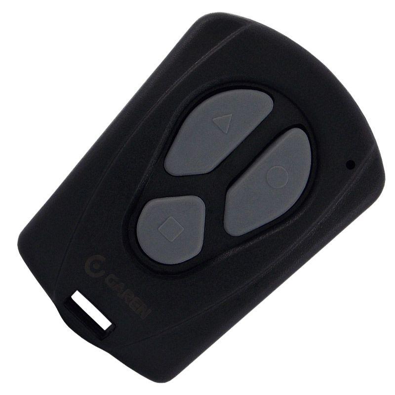 Controle Remoto Portão Eletrônico Garen 433,92 MHz