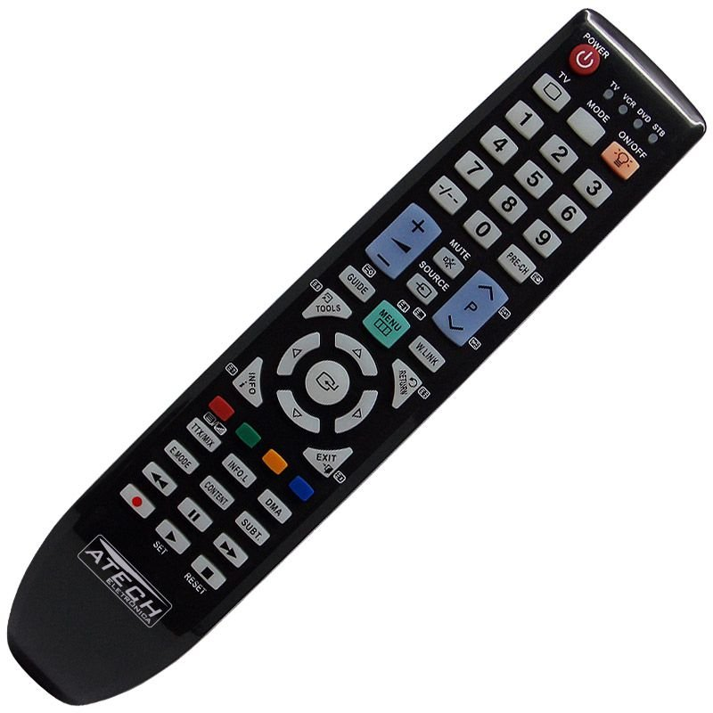 Controle Remoto TV LCD Samsung RM-D762A