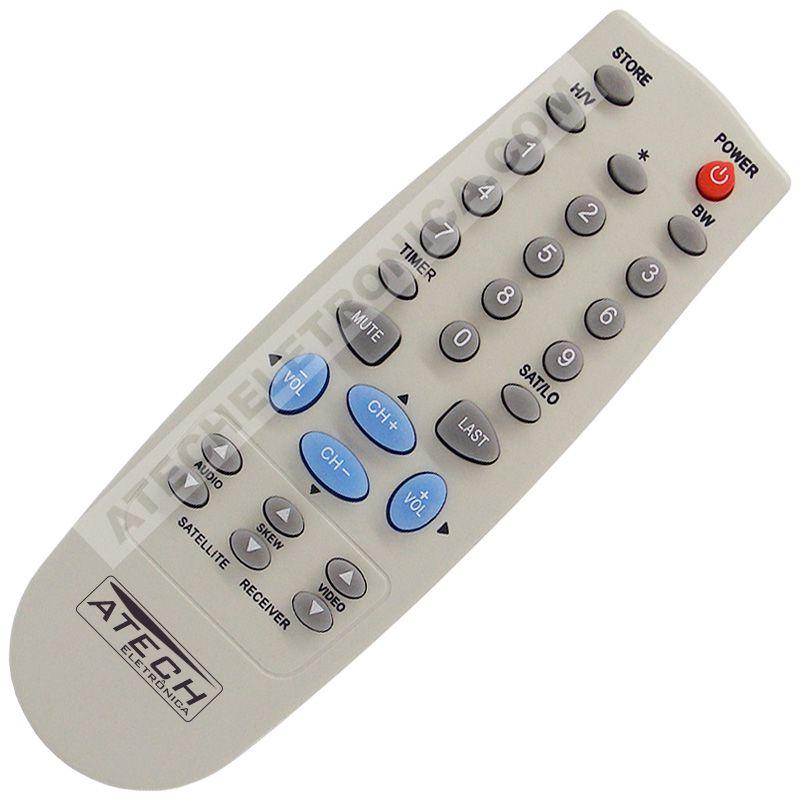 Controle Remoto Receptor Cromus VT700 / VT1000