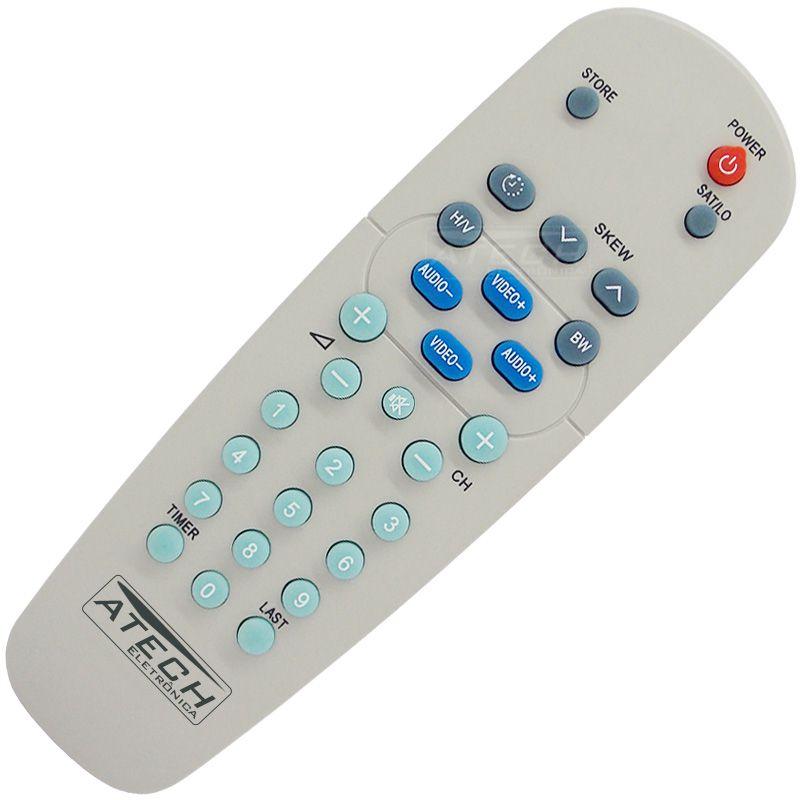 Controle Remoto Receptor Philips RC19329003 / DSX1000/78