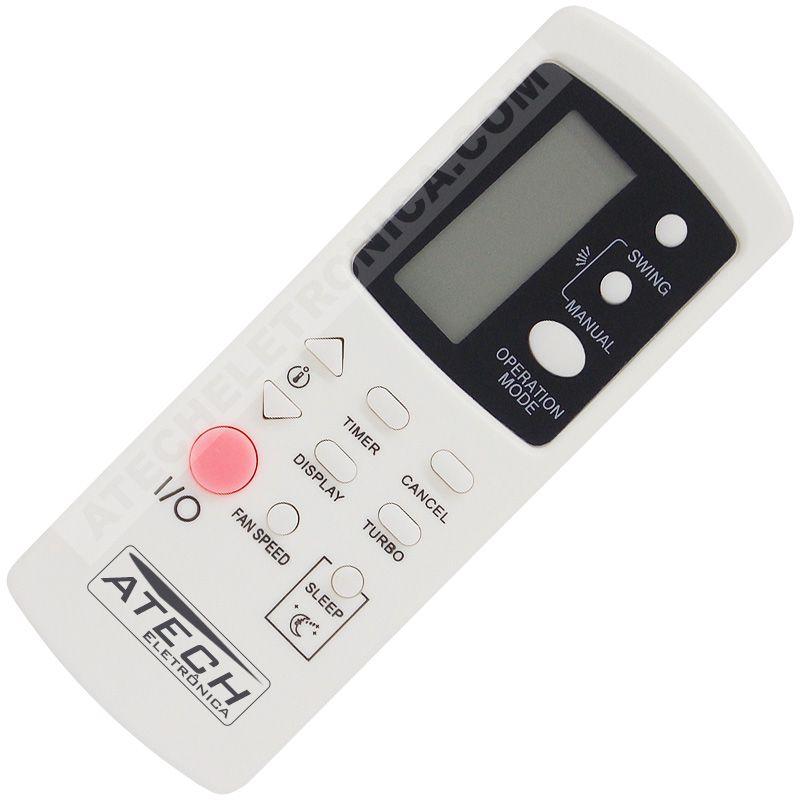 Controle Remoto Ar Condicionado Philco GZ01-BEJ0-000