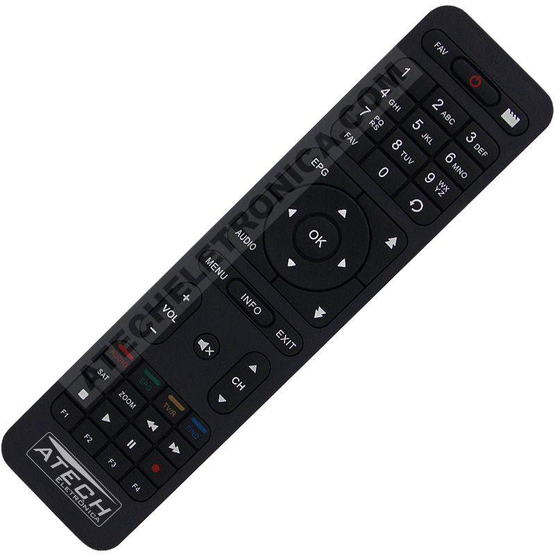 Controle Remoto Receptor Tocomlink Cine HD2