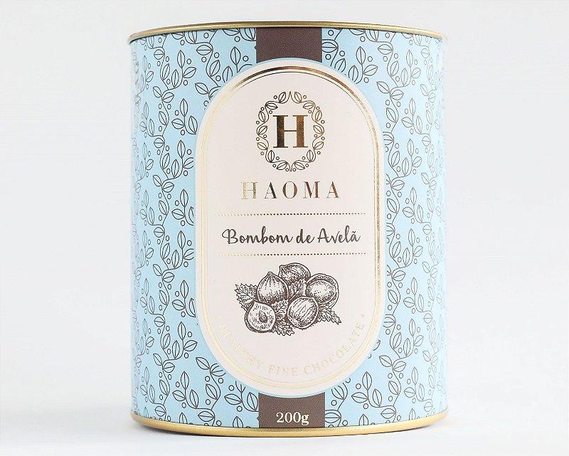 Bombom de Chocolate Belga -  Avelã