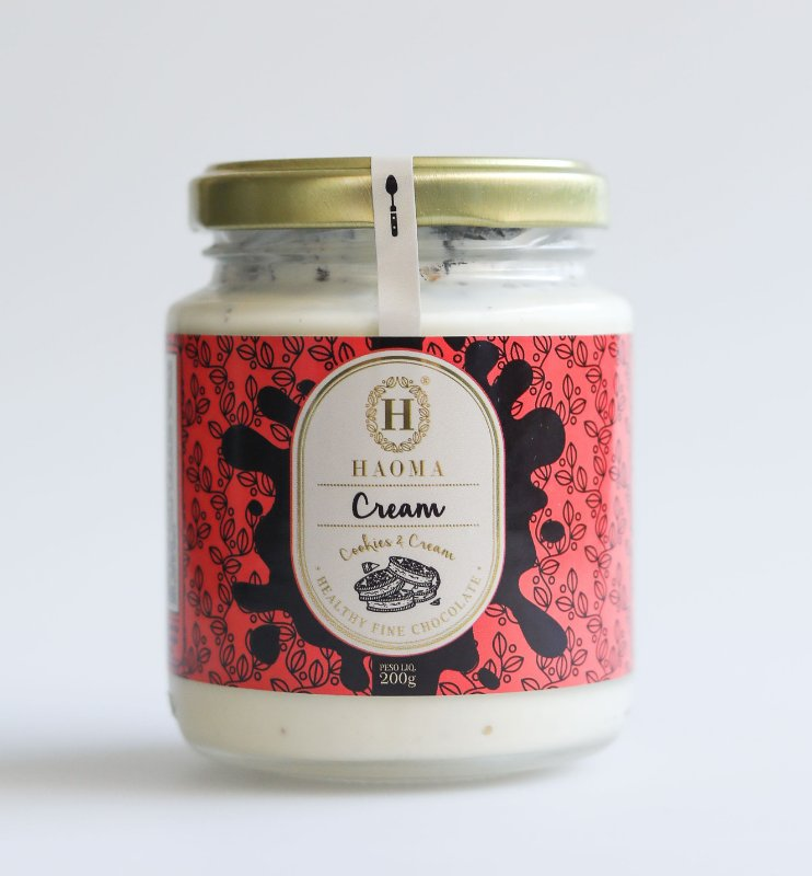 Haoma Cream - Cookies & Cream