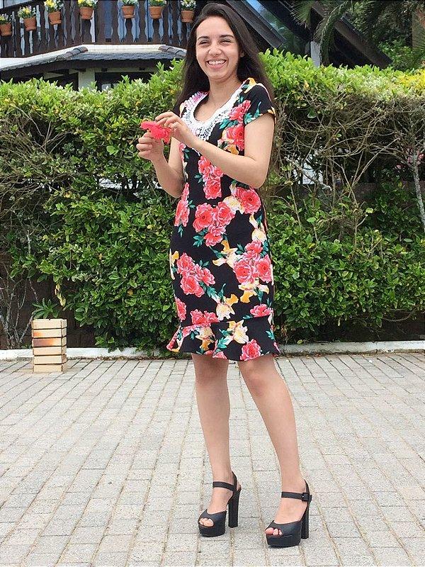 Vestido Maria Isabel