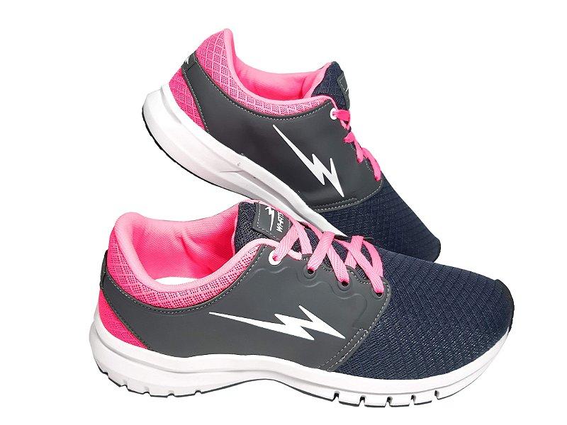 b6f0f6687 Tênis Esportivo Feminino Leve Confortável Tamanhos 40 41 42 43 - Passo 40