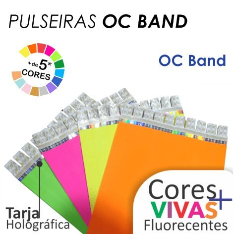 Pulseira OC Band