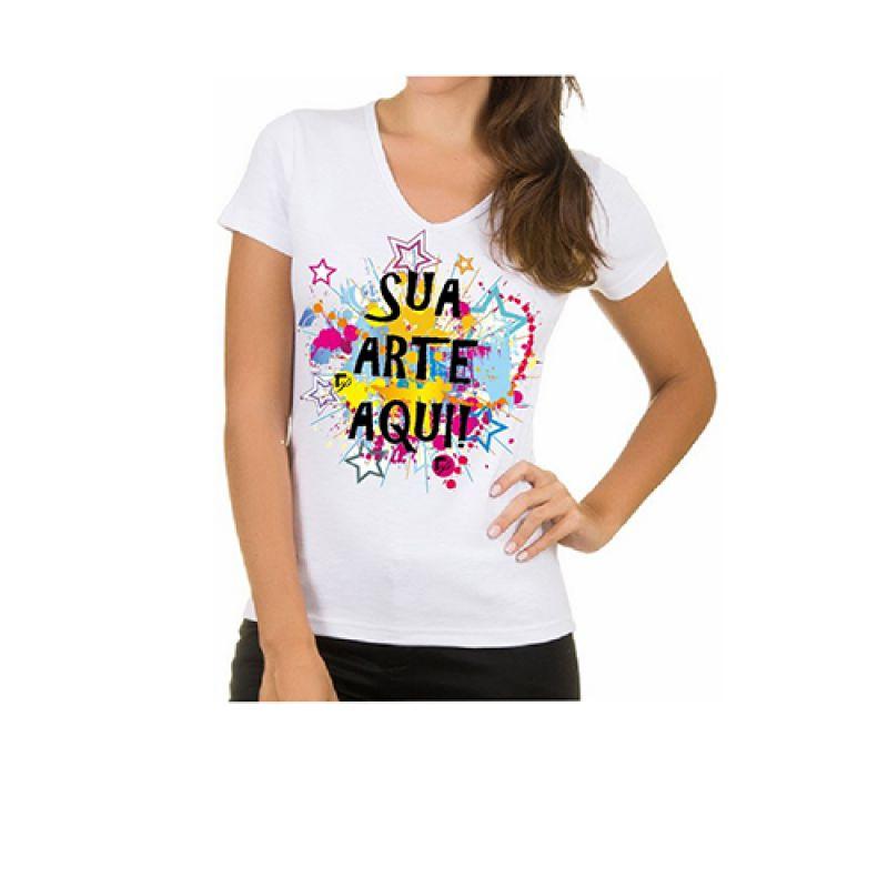 Camisa Malha PP Personalizada