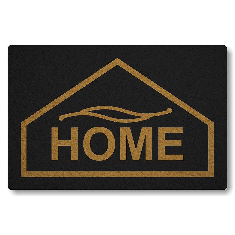 Tapete Personalizado Home - Preto