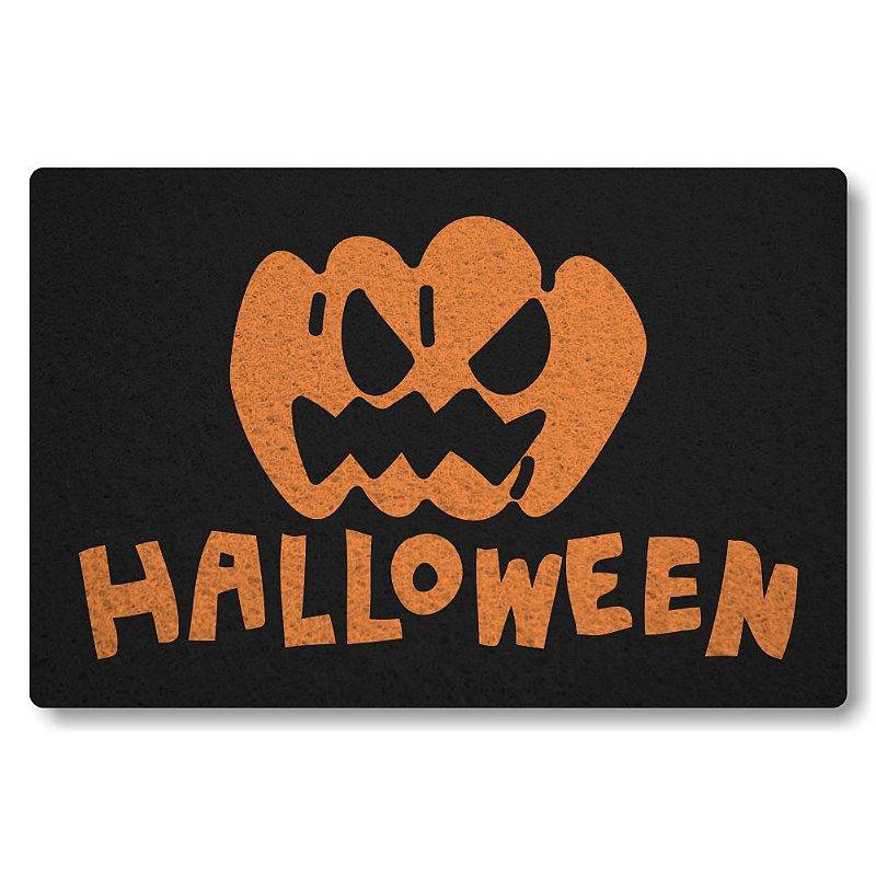 Tapete Personalizado Halloween II - Preto