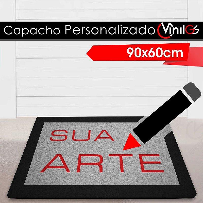 Tapete Personalizado Personalizado Vinil-GS - 90x60cm