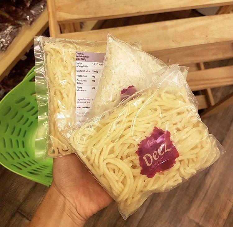 Trial Kit M - 3 arrozes + 3 espaguetes de 200g cada