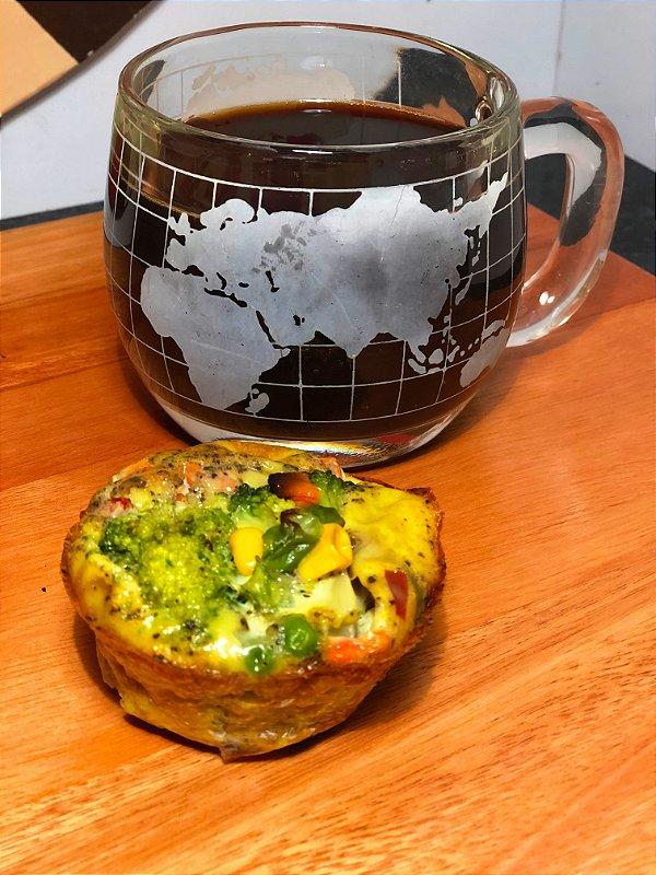 Muffin Mexicano