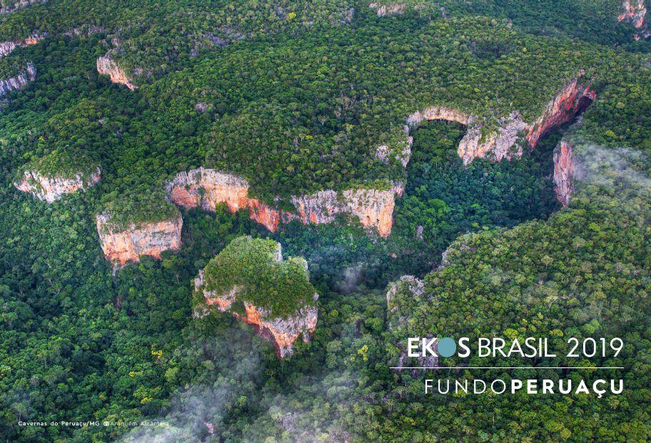 Calendário Ekos Brasil 2019 - Fundo Peruaçu