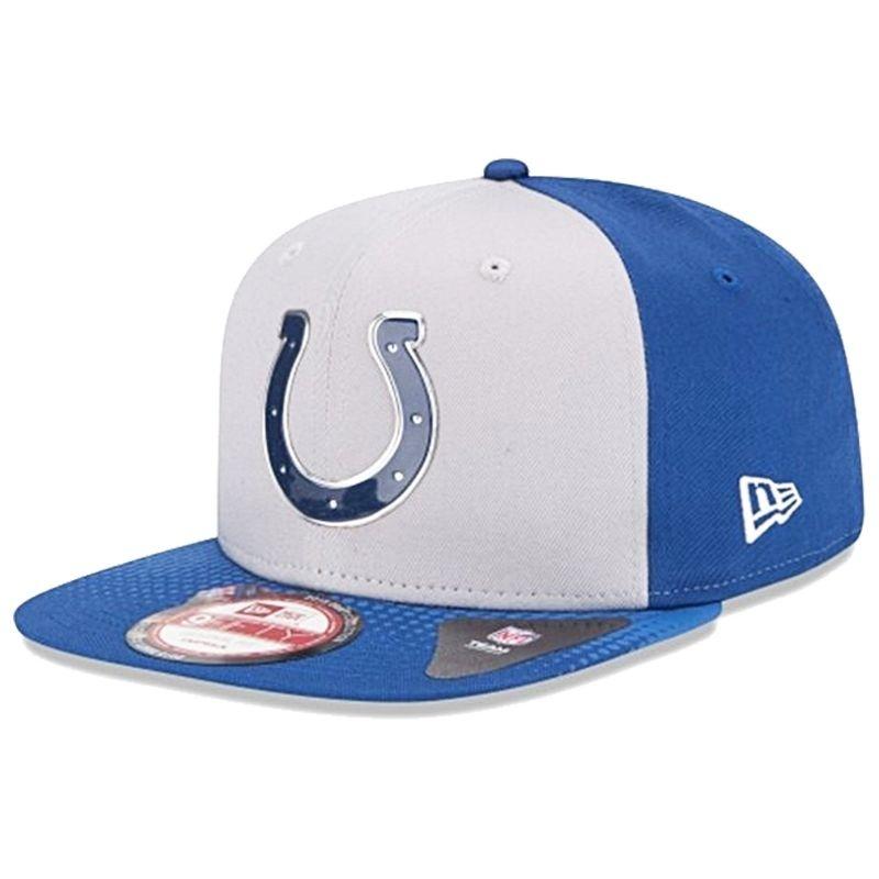 a6f550fb29 Boné Indianapolis Colts DRAFT Collection 950 Snapback - New Era. Boné  Indianapolis Colts DRAFT ...