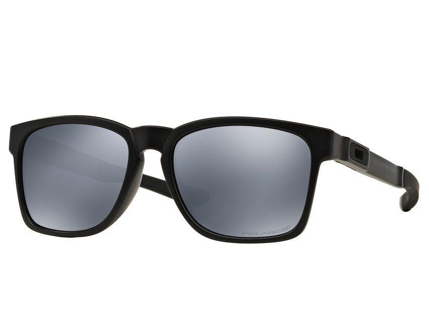 ba8ad56f4 Surfer's - Óculos Oakley catalyst Black Iridium Polarized- Matte ...