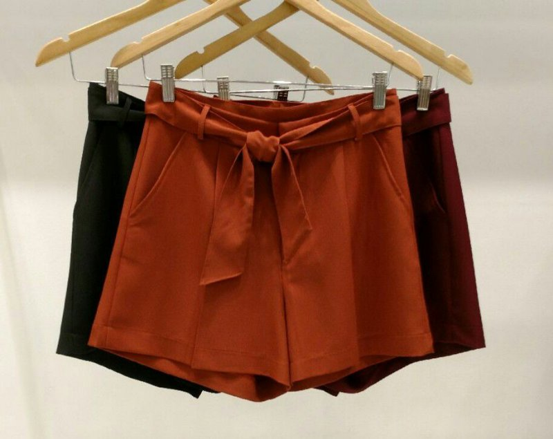 Shorts Amarração