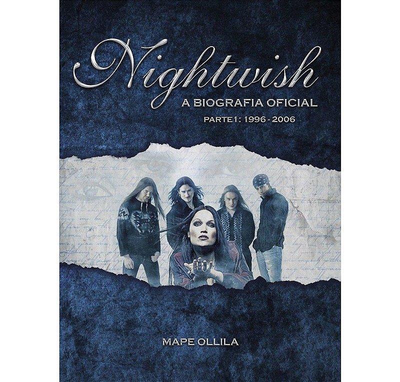 """Nightwish: A Biografia Oficial"" - Mape Ollila"
