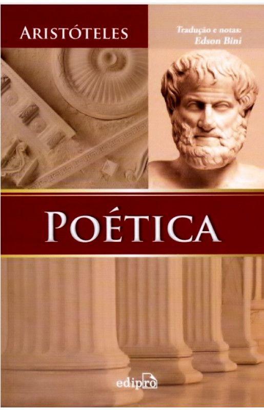 Poética | Aristóteles | Tradução de Edson Bini
