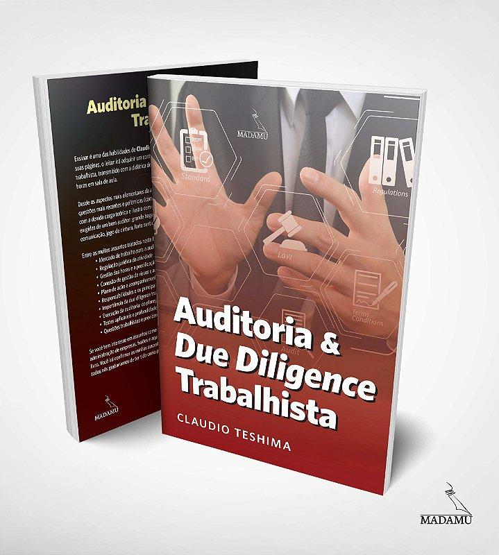 Auditoria & Due Diligence Trabalhista | Claudio Teshima