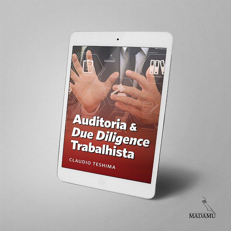 EBOOK - Auditoria & Due Diligence Trabalhista | Claudio Teshima