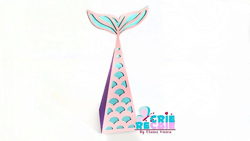 Caixa Cone Personalizada - 06 Peças