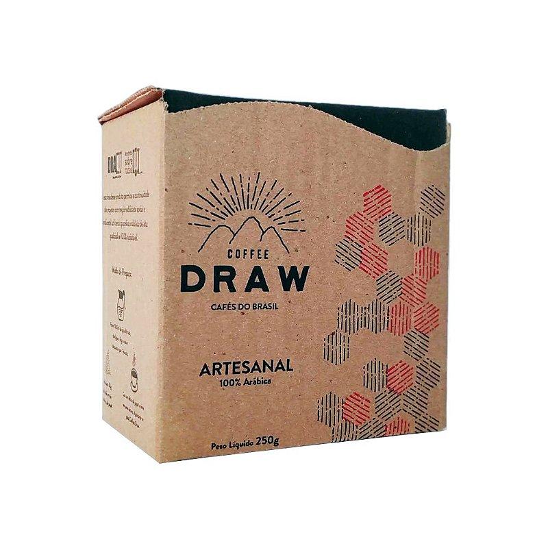 Box Coffee Draw 250g / Catuaí Vermelho