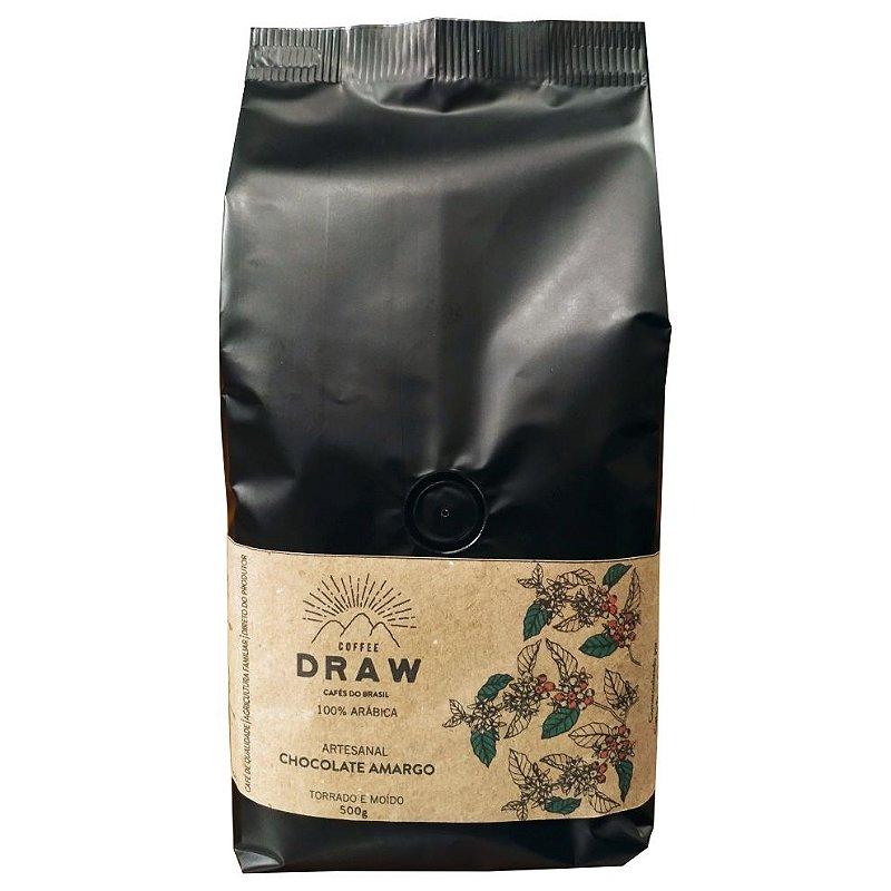 Café Mundo Novo - Torrado e Moído - 500g