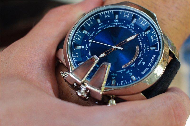Relógio Brave - Azul - Ref.: M3