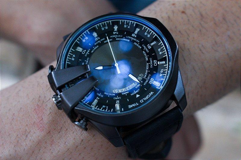 Relógio Brave - Preto - Ref.: M3